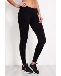 Alo Yoga - Airbrush Legging - Black - Xs Black Women's Tights In Black - Lyst