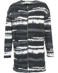 Bench - Evening Women's Coat In Black - Lyst