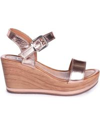 Linzi - Lauren Women's Sandals In Pink - Lyst