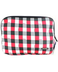Reebok - Dch Chec Men's Cosmetic Bag In Pink - Lyst