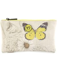 Y Not? - ? R041 Pochette Accessories Yellow Women's Pouch In Yellow - Lyst