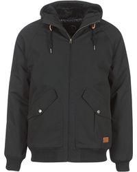 Volcom - Master Coaster Men's Jacket In Black - Lyst
