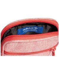 adidas - Fest Bag Casual Men's Bag In Pink - Lyst