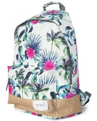 Rip Curl - Palms Away Dome Bag Women's Backpack In Multicolour - Lyst