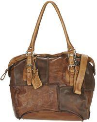 A.S.98 - Findi Women's Shoulder Bag In Brown - Lyst