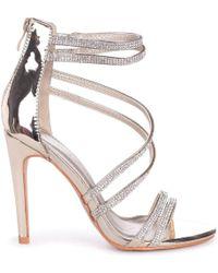 Linzi Jodie Women's Sandals In Gold