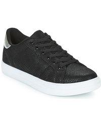 Vero Moda - Mari Trainer Women's Shoes (trainers) In Black - Lyst