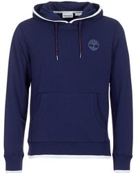Timberland - Westfield River Hoody Men's Sweatshirt In Blue - Lyst