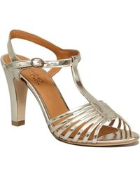 Anthology - Antea Sandals 39401 Champagne Women's Flip Flops / Sandals (shoes) In Beige - Lyst