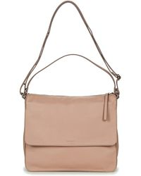 Esprit - Salti Brik Women's Shoulder Bag In Beige - Lyst