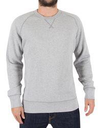 Levi's | Levis Men's Original Sweatshirt, Grey Men's Sweater In Grey | Lyst