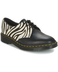 4e0d1db6bdabf Dr. Martens 10085001 Men s Casual Shoes In Black in Black for Men - Lyst