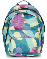 Rip Curl - Camo Double Dome Girls's Children's Backpack In Multicolour - Lyst