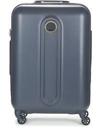 Delsey - Helium Classic 2 4r 67cm Men's Hard Suitcase In Grey - Lyst