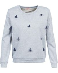 Moony Mood - Emily Women's Sweatshirt In Grey - Lyst