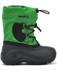 Kamik - Southpole 3 Men's Snow Boots In Green - Lyst