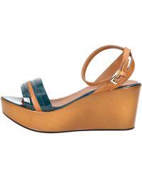 Zamagni - Z394 Sandal Women Brown Taupe Women's Sandals In Other - Lyst