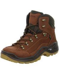 Lowa - Renegade Gtx Mid Men's Walking Boots In Brown - Lyst