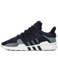 Lyst Adidas EQT Support ADV x Parley hombre 's Mid botas en blanco en