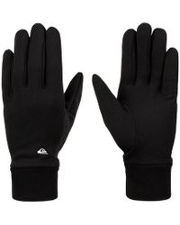 Quiksilver - Hottawa - Guantes Para Hombre Men's Gloves In Black - Lyst