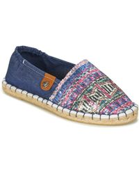 Banana Moon - Rocalu Women's Espadrilles / Casual Shoes In Multicolour - Lyst