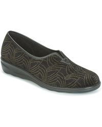 Romika - Romisana 226 Women's Slippers In Black - Lyst