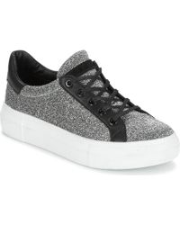Esprit - Dasha Lu Women's Shoes (trainers) In Grey - Lyst