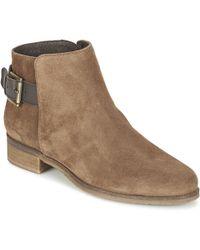 Betty London - Fiazane Women's Mid Boots In Brown - Lyst