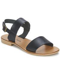 Betty London - Carolet Women's Sandals In Black - Lyst