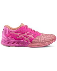 Asics - Fuzex Women's Shoes (trainers) In Pink - Lyst
