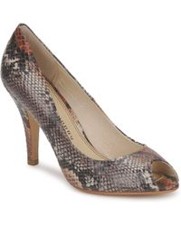 Chinese Laundry - Count Down Women's Court Shoes In Brown - Lyst