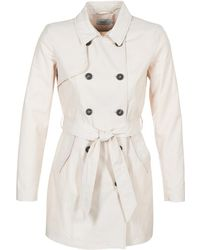 ONLY - Lucy Trench Coat - Lyst