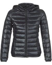 Benetton - - Women's Jacket In Black - Lyst