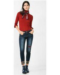 Desigual - - femmes Jeans en bleu - Lyst