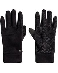 Quiksilver Toonka - Guantes Para Hombre Men's Gloves In Black