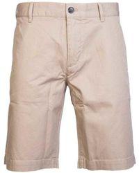 Lacoste - Shorts Fh5448 1ul Men's Shorts In Beige - Lyst