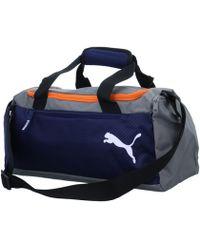 d8faf60c676 Puma Fundamentals Ii Men s Sports Bag In Pink in Pink for Men - Lyst