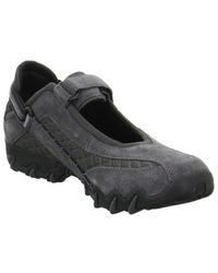 Allrounder By Mephisto - Niro Klett Women's Shoes (trainers) In Grey - Lyst