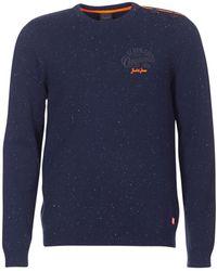 Jack & Jones - Jortrast Men's Sweater In Blue - Lyst