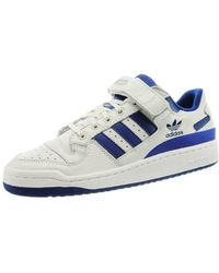 buy popular a7e38 0998c adidas - Forum Lo Mens Shoes (trainers) In White - Lyst