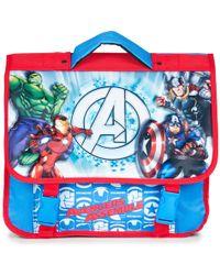 Disney - Avengers Cartable 38cm Boys's Briefcase In Blue - Lyst