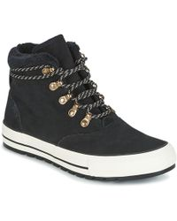 ed09929b6c8 Converse - Chuck Taylor All Star Ember Boot Women s Shoes (high-top Trainers )