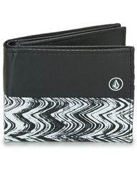 Volcom - Radiator 3f Men's Purse Wallet In Multicolour - Lyst