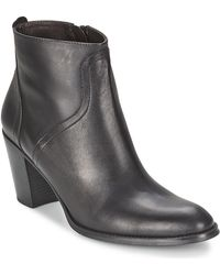 Tremp - Mina Women's Low Ankle Boots In Black - Lyst