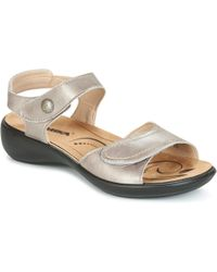 Romika - Ibiza 73 Women's Sandals In Silver - Lyst