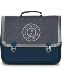 Jacadi - Technik 38 Boys's Briefcase In Blue - Lyst