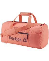 Reebok - Found M Grip Women's Sports Bag In Pink - Lyst