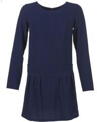 Betty London - Fabiame Women's Dress In Blue - Lyst
