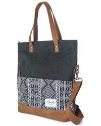 Rip Curl   Fresno Tote Bag Lsbij4 1221 Women's Shopper Bag In Black   Lyst