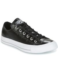 84b617b6fa2d Converse Chuck Taylor All Star Womens Dolphin Grey Suede Ox Trainers ...